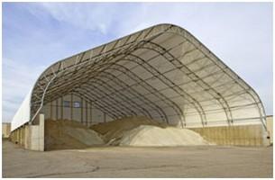 Cobertura de policarbonato instalação