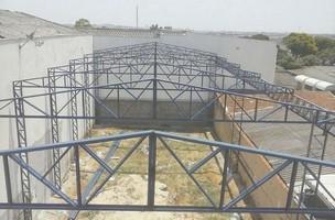 Estruturas metálicas em jundiaí