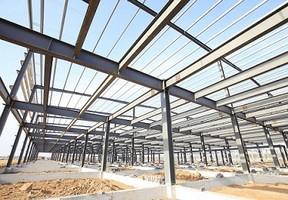 Construções galpões mezaninos e estruturas metálicas