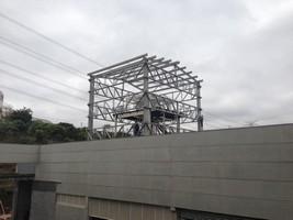Estrutura Metálica para Torre